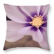 Petaline - P04a Throw Pillow
