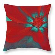 Petaline - T23b2 Throw Pillow
