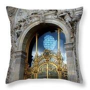 Petit Palais 1 Throw Pillow