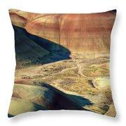 Peyote Throw Pillow