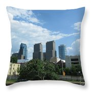 Philadelphia 02 Throw Pillow