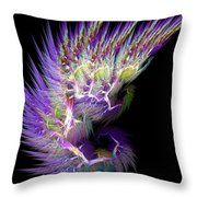 Phoenix's Wing Throw Pillow