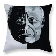 Picasso Throw Pillow