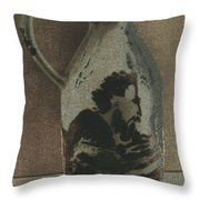 Picassos Ewer Throw Pillow by William Fields