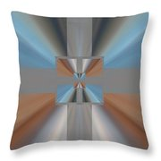 Pinch Point Throw Pillow