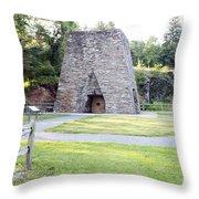Pine Grove Furnace State Park Throw Pillow