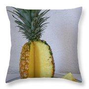 Pineapple Delight Throw Pillow