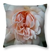 Pink Angel Throw Pillow