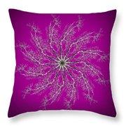 Pinwheel IIi Throw Pillow