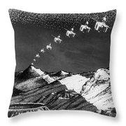 Pioneer Venus 1, 1978 Throw Pillow