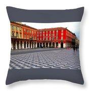 Place Massina Throw Pillow