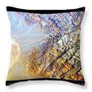 Planet Art Eight Poster Throw Pillow