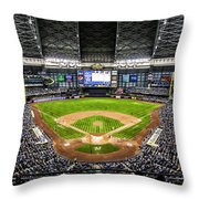 Play Ball 2012 Throw Pillow
