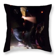 Play Fast Throw Pillow