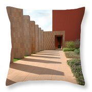 Please Come In Throw Pillow