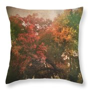 Please Let There Be Magic On The Other Side Throw Pillow