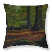 Plein Air 101 Throw Pillow