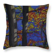 Plein Air 102 Throw Pillow