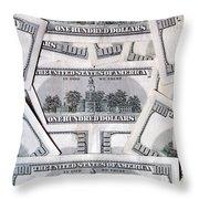 Pocket Change - 2 Throw Pillow