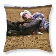 Point Throw Pillow