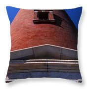 Ponce De Leon Lighthouses Throw Pillow