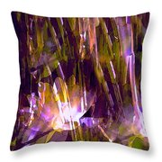 Pond Lily 22 Throw Pillow