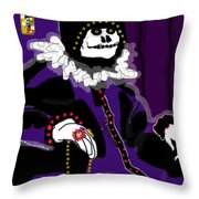 Pope Xxx Throw Pillow