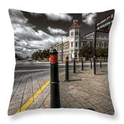 Port Adelaide Throw Pillow