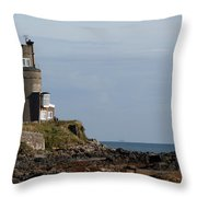 Portmarnock 0001 Throw Pillow