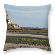 Portmarnock 0003 Throw Pillow
