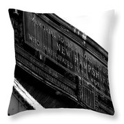 Portsmouth Throw Pillow