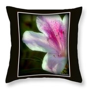 Posy Throw Pillow