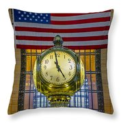 Precious Time And Colors Throw Pillow
