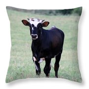 Pretty Young Thing Throw Pillow