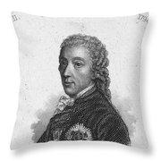 Prince Of Kaunitz-rietberg Throw Pillow