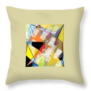 Prismas Throw Pillow