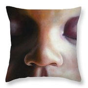 Procreation 2of3 Throw Pillow