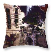 Progress Throw Pillow
