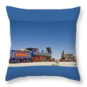 Promontory Point Throw Pillow