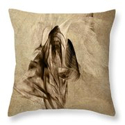 Prophet Of The Most High  Throw Pillow by Jean Moore
