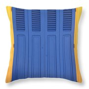 Provence Window Throw Pillow