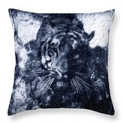 Prowler Throw Pillow