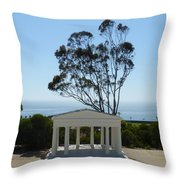 Pt. Loma Throw Pillow