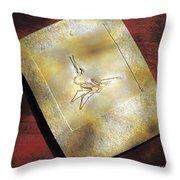 Pterodactylus Elegans Throw Pillow