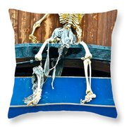 Pub Throw Pillow
