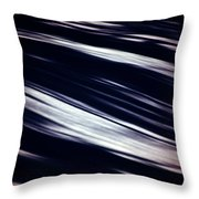 Pulled Through  Throw Pillow
