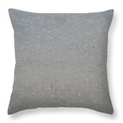 Pure Frost Throw Pillow