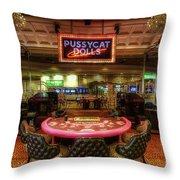 Pussycat Dolls Throw Pillow