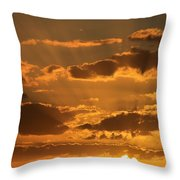 Put Another Day To Rest Throw Pillow