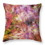 Quadra-24-y Throw Pillow